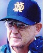 Lou Holtz LIMITED STOCK Notre Dame Coach 8X10 Photo