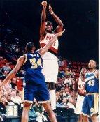 Jermaine O'Neal LIMITED STOCK Portland Trail Blazers 8x10 Photo