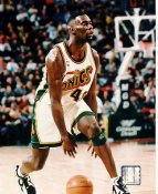 Shawn Kemp LIMITED STOCK Seattle Sonics 8X10 Photo