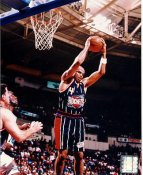 Charles Barkley LIMITED STOCK Houston Rockets 8X10 Photo