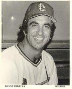 Danny Frisella St. Louis Cardinals Original Team Issued 8X10 Photo