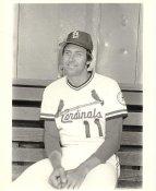 Don Kissenger St. Louis Cardinals Original Team Issued 8X10 Photo