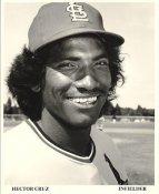 Hector Cruz St. Louis Cardinals Original Team Issued 8X10 Photo