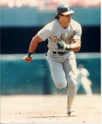 Jose Canseco Oakland Athletics SUPER SALE Slight Scratch 8X10 Photo