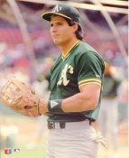 Jose Canseco Oakland Athletics LIMITED STOCK Glossy Card Stock 8X10 Photo