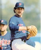 Frank Viola Minnesota Twins Glossy Card Stock LIMITED STOCK 8X10 Photo