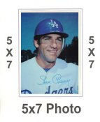 Steve Garvey 1980 Topps Superstars 5x7 Photo Cards LA Dodgers 5X7 Photo