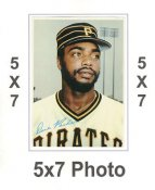 Dave Parker 1980 Topps Superstars 5x7 Photo Cards Pittsburgh Pirates 5X7 Photo
