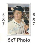 Jason Thompson 1980 Topps Superstars 5x7 Photo Cards Detroit Tigers 5X7 Photo