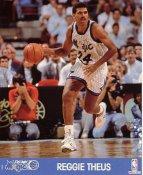 Reggie Theus LIMITED STOCK Orlando Magic 8X10 Photo