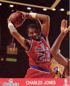 Charles Jones LIMITED STOCK Washington Bullets 8X10 Photo
