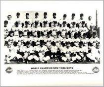 Tug McGraw, Tom Seaver, Ed Kranepool, Rube Walker, Nolan Ryan, Gil Hodges, Jerry Koosman, Ken Boswell, Tommy Agee, Coach Yogi Berra 1969 World Champion New York Mets SUPER SALE 8X10 Photo