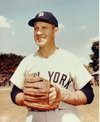 Enos Slaughter LIMITED STOCK New York Yankees 8X10 Photo