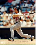 Chuck Knoblauch LIMITED STOCK Minnesota Twins 8X10 Photo