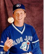 David Cone LIMITED STOCK Toronto Blue Jays 8X10 Photo