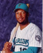 Gary Sheffield LIMITED STOCK Florida Marlins 8X10 Photo