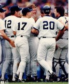 Jim Abbott LIMITED STOCK New York Yankees 8X10 Photo