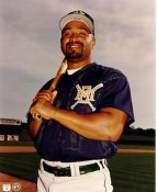Greg Vaughn LIMITED STOCK Milwaukee Brewers 8X10 Photo