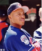 Albert Belle LIMITED STOCK Cleveland Indians 8X10 Photo