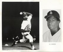 Al Downing LIMITED STOCK Los Angeles Dodgers 8X10 Photo
