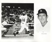 Dick Dietz LIMITED STOCK Los Angeles Dodgers 8X10 Photo