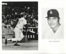 Chris Cannizzaro LIMITED STOCK Los Angeles Dodgers 8X10 Photo