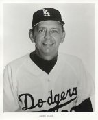 Danny Ozark LIMITED STOCK Los Angeles Dodgers 8X10 Photo