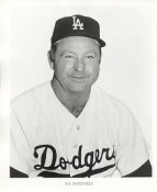 Roy Hartsfield LIMITED STOCK Los Angeles Dodgers 8X10 Photo