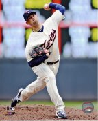 Scott Diamond Minnesota Twins SATIN 8X10 Photo