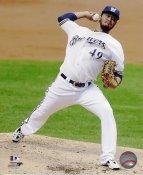 Yovani Gallardo Milwaukee Brewers SATIN 8x10 Photo
