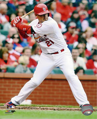 Allen Craig St. Louis Cardinals SATIN 8X10 Photos
