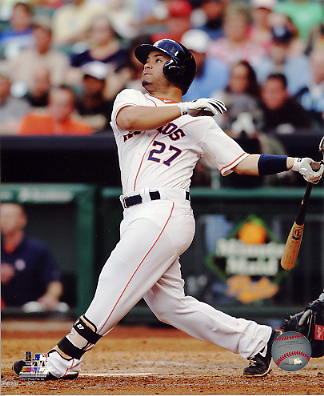 Jose Altuve Houston Astros SATIN 8X10 Photo
