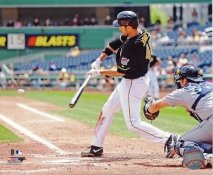 Garrett Jones Pittsburgh Pirates SATIN 8X10 Photo