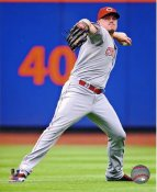 Jay Bruce Cincinatti Reds SATIN 8X10 Photo