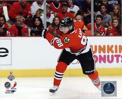 Patrick Kane Game 5 Chicago Blackhawks 2013 Stanley Cup Finals SATIN 8x10 Photo