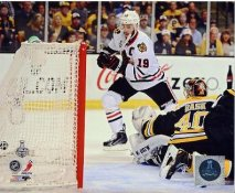 Jonathan Toews Goal Game 4 Chicago Blackhawks 2013 Stanley Cup Finals SATIN 8x10 Photo