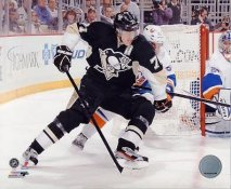Evgeni Malkin 2013 Stanley Cup Playoff Game Pittsburgh Penguins SATIN 8x10 Photo