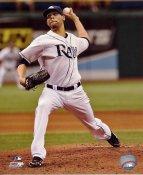 David Price LIMITED STOCK Tampa Bay Devil Rays 8X10 Photo