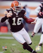Josh Cribbs LIMITED STOCK Cleveland Browns 8X10 Photo
