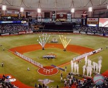 E3 Tropicana Field 2010 Opening Day Tampa Bay Rays LIMITED STOCK 8X10 Photo