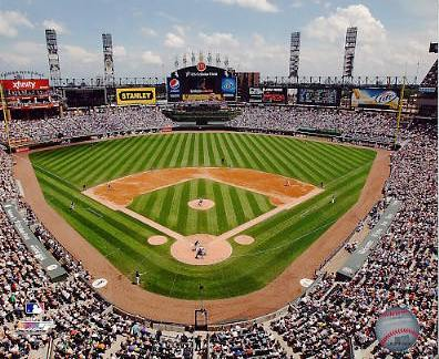 US Cellular Field White Sox LIMITED STOCK 8x10 Photo