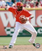 Brandon Phillips LIMITED STOCK Cincinnati Reds 8x10 Photo