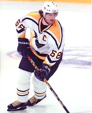 Jaromir Jagr Pittsburgh Penguins 8x10 Photo