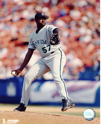 Antonio Alfonseca LIMITED STOCK Florida Marlins 8X10 Photo