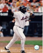 Mo Vaughn LIMITED STOCK New York Mets 8X10 Photo