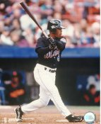 Timo Perez LIMITED STOCK New York Mets 8X10 Photo