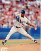 Odalis Perez LIMITED STOCK Los Angeles Dodgers 8X10 Photo