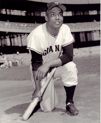 Monte Irvin LIMITED STOCK New York Giants 8X10 Photo