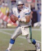 Warren Moon Seattle Seahawks 8X10 Photo