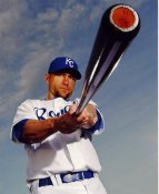 Ross Gload LIMITED STOCK KC Royals 8X10 Photo